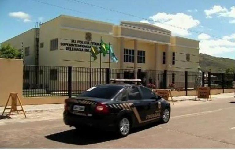 Polícia federal deflagra a operação segurança legal em Juazeiro do Norte