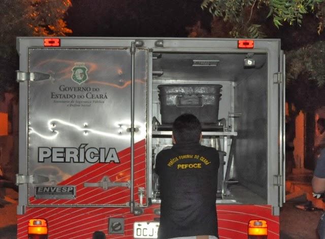 Acidente de moto mata homem de 46 anos em Penaforte e carro capota em Várzea Alegre deixando um ferido.
