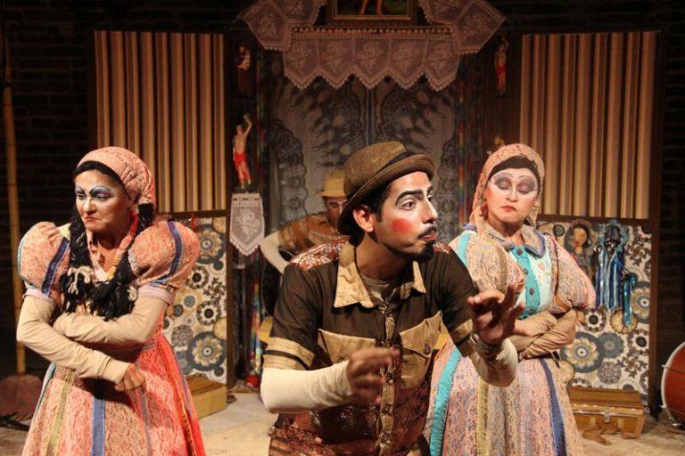 Espetáculo Sebastiana e Severina faz curta temporada em Juazeiro do Norte