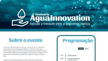 Seminário Água Innovation discute segurança hídrica cearense