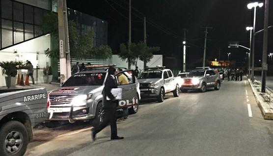 OPERAÇÃO AVALANCHE Juiz decreta prisão de acusados de envolvimento em crimes contra a administração pública em Saboeiro