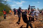 Acampamento é destruído e famílias sem-teto são agredidas no interior do Ceará