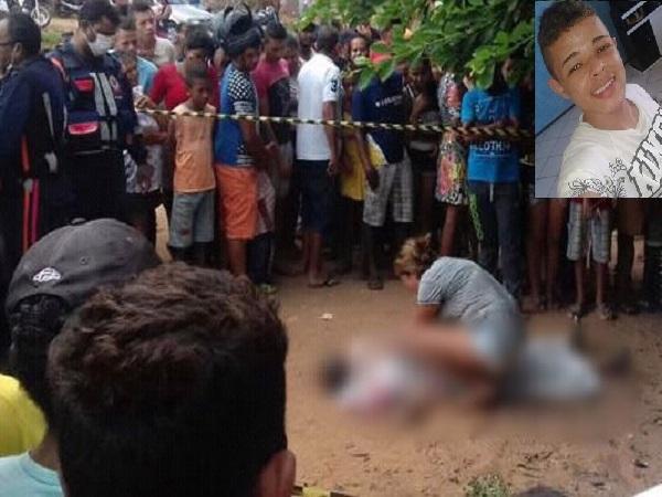 Dupla executa a tiros, jovem de 20 anos no Frei Damião, em Juazeiro do Norte.