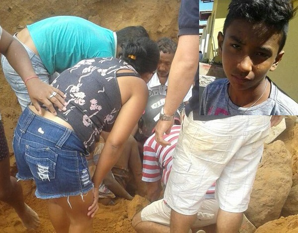Criança de 12 anos morre soterrada ao trabalhar em um barranco, em Juazeiro do Norte