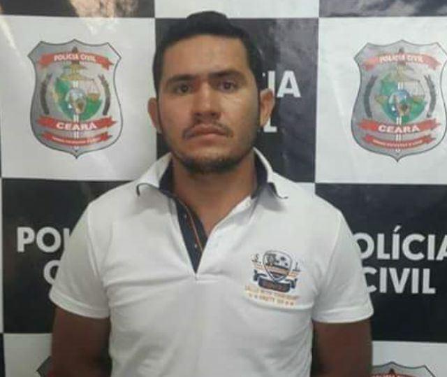 Polícia de Aurora prende vendedor acusado de matar colega de trabalho