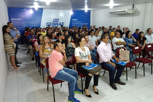 FIEC e Sebrae realizam rodada de negócios para micro e pequenas empresas em Juazeiro do Norte