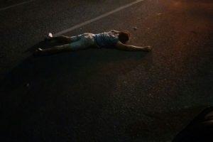 Homem morre ao ser atropelado por automóvel na Avenida Leão Sampaio, em Juazeiro do Norte