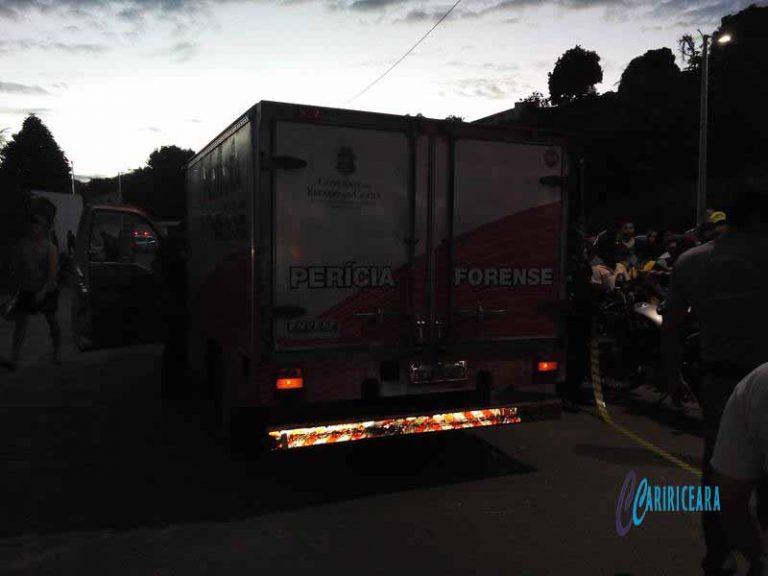 Agricultor morre em acidente de trânsito na CE-397 na divisa de Brejo Santo com Porteiras-CE