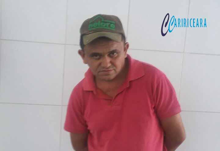 Após tentar matar colega de profissão a facadas em Campos Sales, agricultor acaba preso pela polícia militar