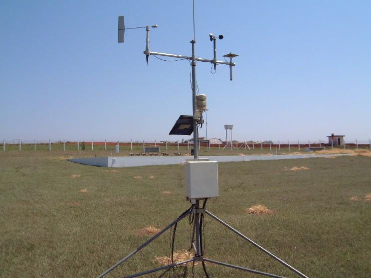 Implantação de estação meteorológica pretende contribuir com informações sobre clima em Brejo Santo