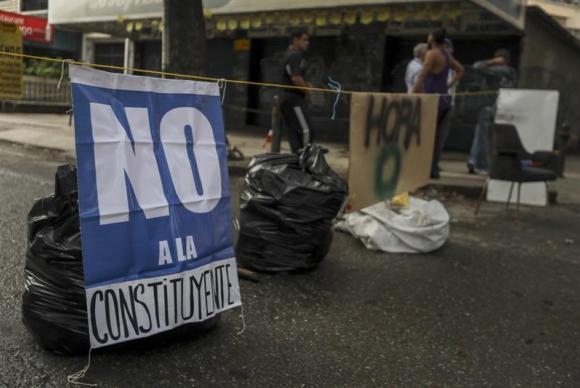 Greve geral da oposição venezuelana registra adesão parcial em Caracas