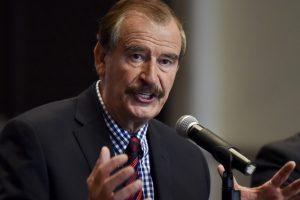 Venezuela declara ex-presidente do México'persona non grata'