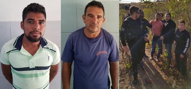 """""""OPERAÇÃO RETORNO""""  Polícia Civil prende acusados  de tráfico de drogas e porte ilegal de armas em Araripe"""