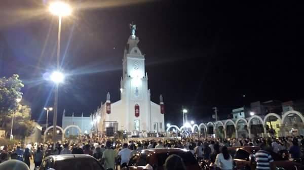Abertura da Festa de Nossa Senhora das Dores, Padroeira de Juazeiro do Norte.