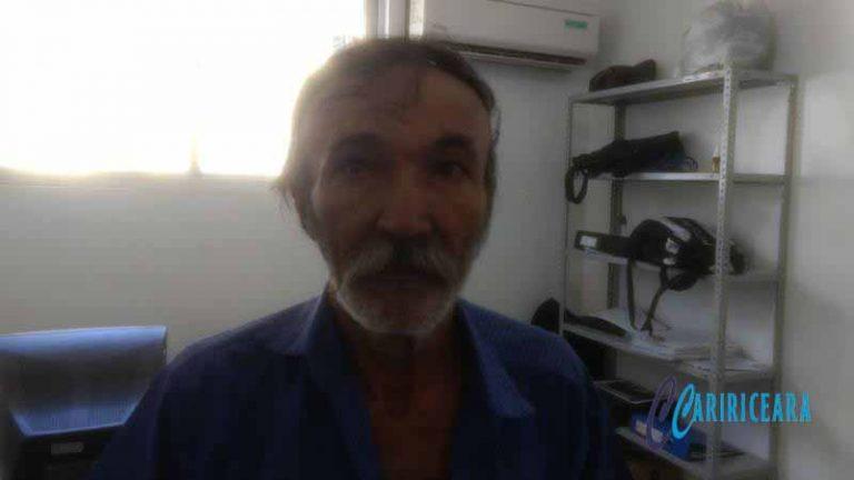 Polícia Civil  de Juazeiro do Norte elucida mais um crime de morte e prende o seu respectivo autor.