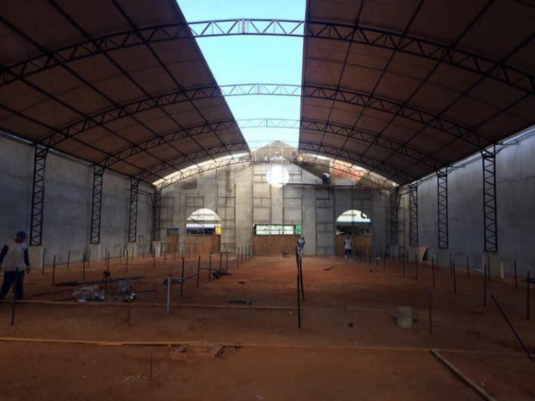 Obras de construção do Camelódromo seguem em Crato