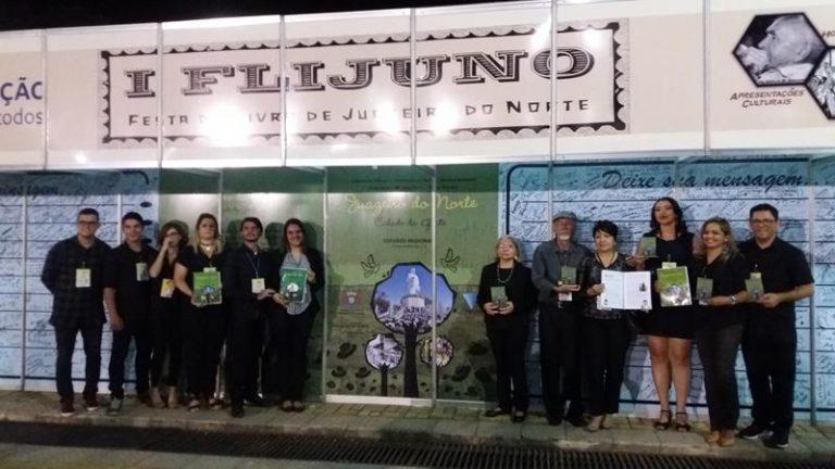 JUAZEIRO Primeiro Livro didático de Juazeiro do Norte é lançado no encerramento da I Flijuno