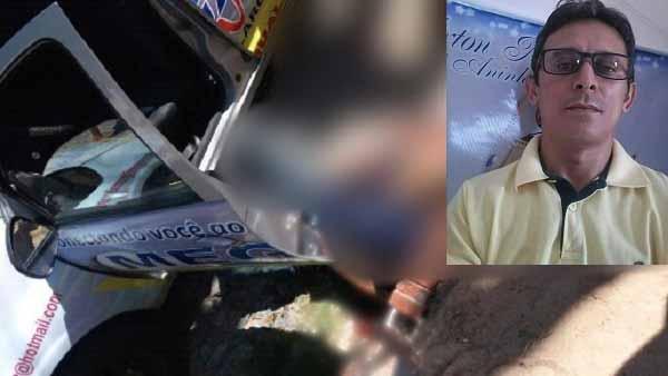 Radialista é executado a tiros na porta casa de sua genitora em Morada Nova, Ceará.