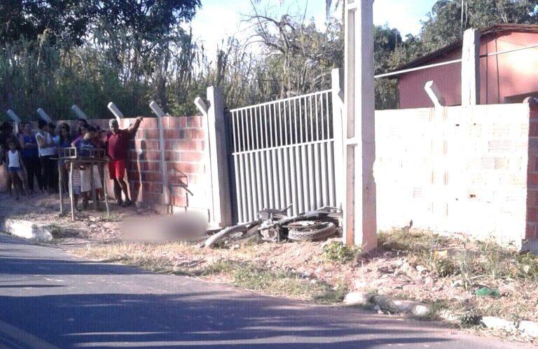 Motociclista cratense morre em Barbalha após moto que guiava colidir com poste de iluminação pública na CE 386