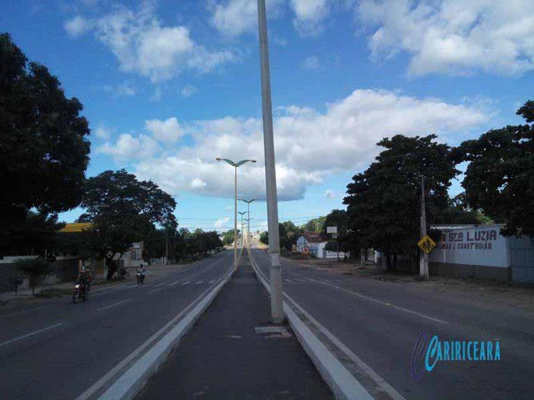 Segunda maior ciclovia do estado é inaugurada no Cariri