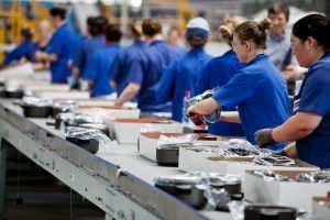 Setor industrial cearense: 32% dos empregos são gerados pelas empresas incentivadas pelo FDI