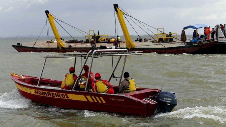 Embarcação com 70 pessoas afunda no Pará; sete corpos são resgatados