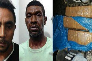 Polícia Militar prende em Mauriti dupla de posse de mais três quilos de maconha.