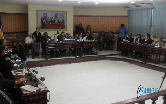 Câmara aprova desafetação de rua para instalação de empreendimento