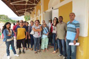 Defesa civil orienta população rural sobre a Operação Carro Pipa