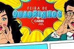 Feira de Quadrinhos apresenta os Talentos do Cariri