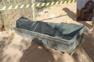 Corpo de mulher acusada de trafico de drogas desaparecida há 05 dias é localizado em Crato