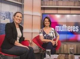 Regina Volpato volta à TV após 5 anos