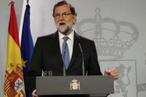 Governo espanhol dissolve Parlamento catalão e convoca eleições
