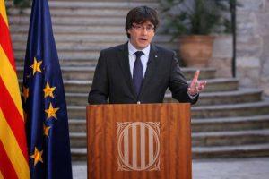 Bélgica poderia oferecer asilo a Carles Puigdemont, diz ministro