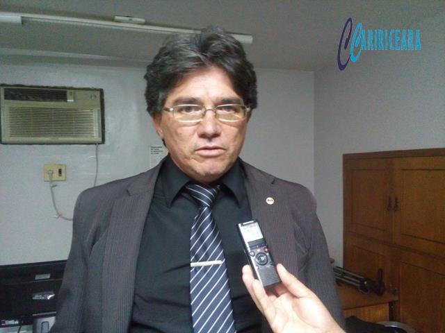 Vereador Roberto Anastácio