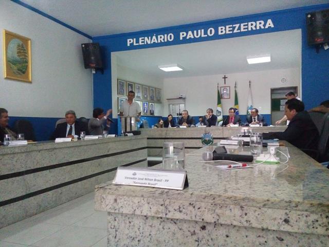 CÃMARA DO CRATO  11ª edição da ExpoFam, deficiência na limpeza pública e crise no time do Crato debatidas na seção desta segunda-feira