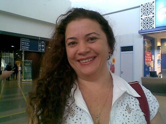 Atriz global Karla Karenina participa de festival cultural de enfrentamento à hanseníase em Campos Sales