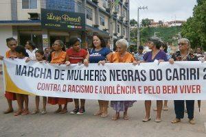 Segunda Marcha das Mulheres Negras do Cariri acontece no próximo dia 20 em Crato