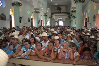 Romaria de Nossa Senhora das Dores encerra no sábado com procissão