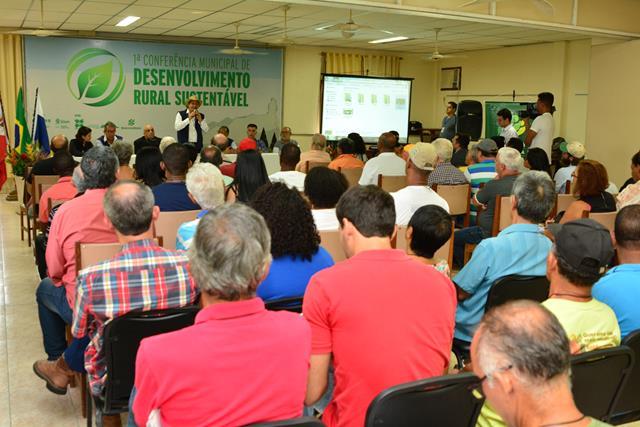 Crato realiza 1ª Conferencia Municipal de Desenvolvimento Rural no próximo dia 20, no IFCE