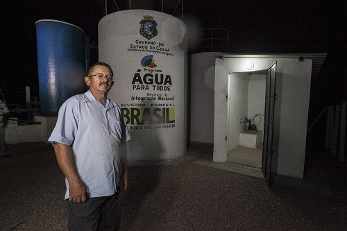 Famílias de 121 municípios serão beneficiadas com a construção de cisternas