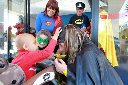 Projeto desenvolvido no Cariri ajuda crianças em tratamento contra o câncer