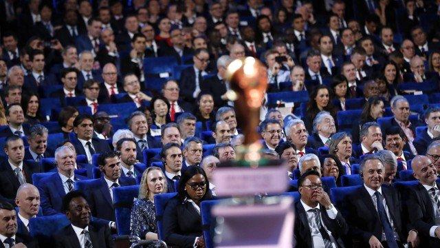 Estreia do Brasil na Copa será em 17 de junho, contra a Suíça; Sérvia e Costa Rica também estão no grupo