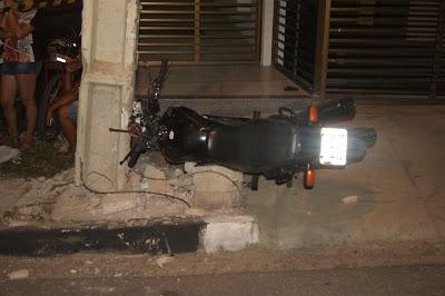 Estudante de 17 anos morre em Mauriti em acidente de moto e padre é vítima de capotamento de carro em Campos Sales