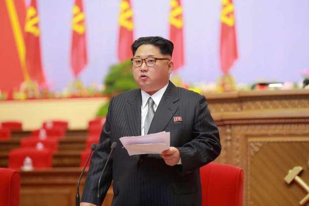 Kim Jong-un: 'Botão de disparo nuclear está na minha mesa'