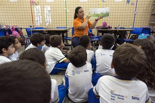 Sesc Idiomas oferece turmas  de inglês no Crato