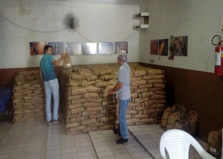 Iniciada distribuição de sementes do Projeto Hora de Plantar em Barbalha