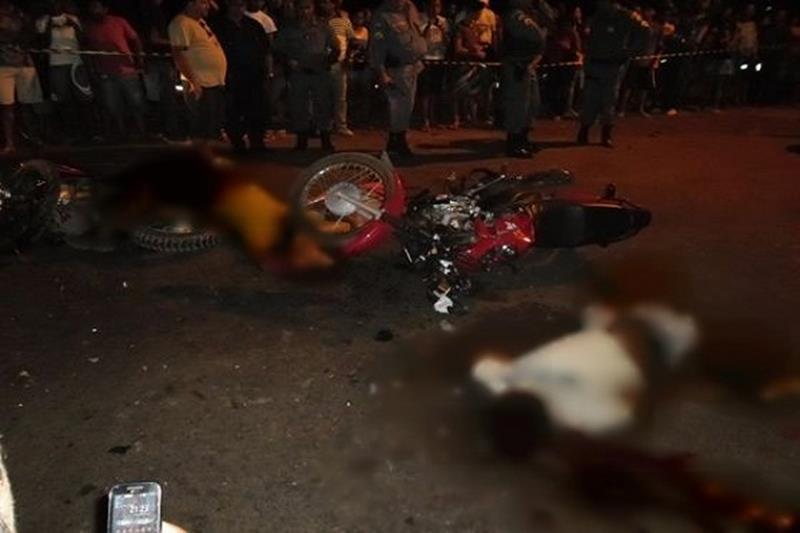 Colisão entre motos deixa um morto e outro em estado grave em Missão Velha