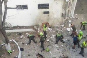 COLÔMBIA Atentado mata ao menos 4 e fere 16 policiais em Barranquilla