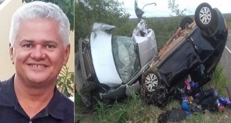 Colisão entre veículos mata empresário cratense e outras três pessoas na PI-141  na região sul do Piauí
